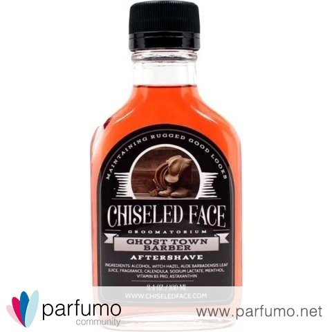 Ghost Town Barber (Aftershave) von Chiseled Face