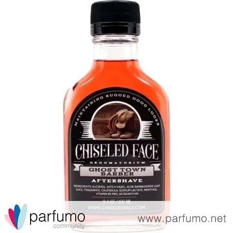 Ghost Town Barber (Aftershave) by Chiseled Face