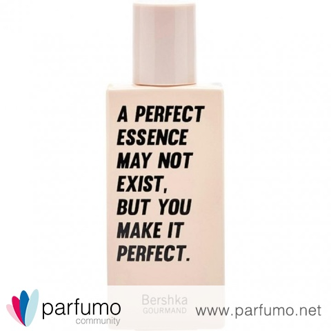 A Perfect Essence May Not Exist, But You Make It Perfect. by Bershka
