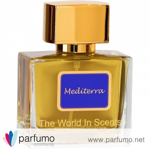 Reconnaissance Collection - Mediterra by The World in Scents
