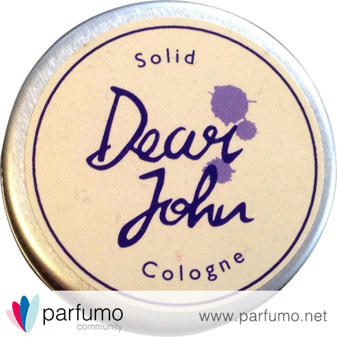 Dear John (Solid Perfume) by Lush / Cosmetics To Go