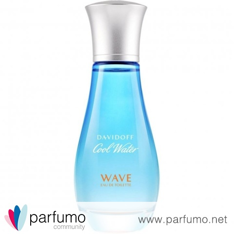 Cool Water Wave for Women (2018) by Davidoff