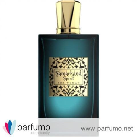 Samarkand Spirit for Woman by Begim