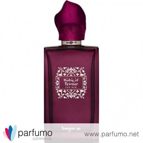 Treasures Collection - Ruby of Temur for Him by Begim