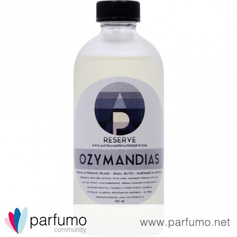 Ozymandias (Aftershave) von Australian Private Reserve