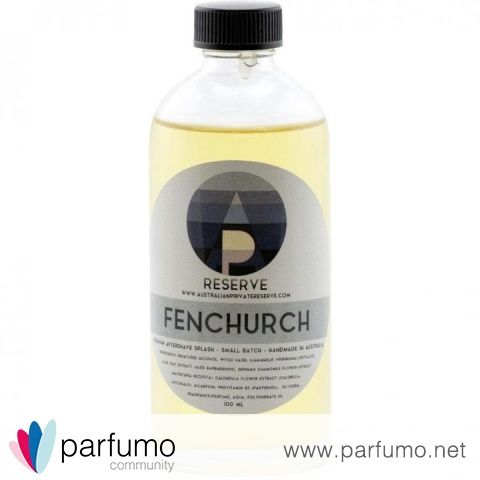 Fenchurch (Aftershave) by Australian Private Reserve