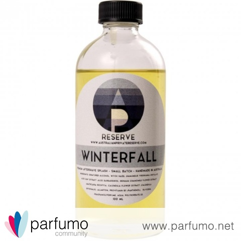 Winterfall / Winterfell (Aftershave) von Australian Private Reserve