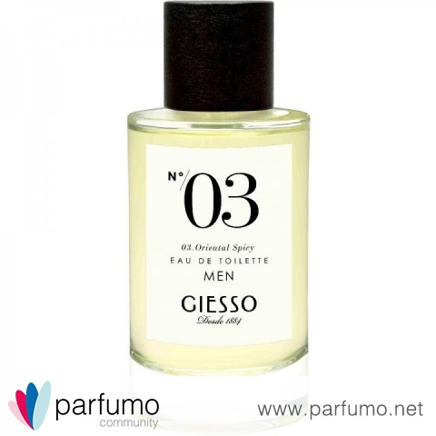 N° 03 - Oriental Spicy by Giesso