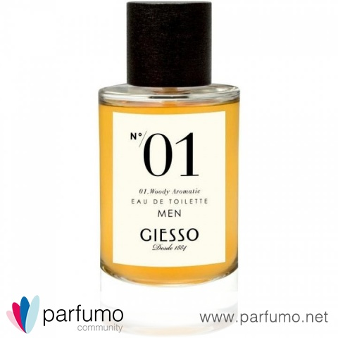 N° 01 - Woody Aromatic by Giesso