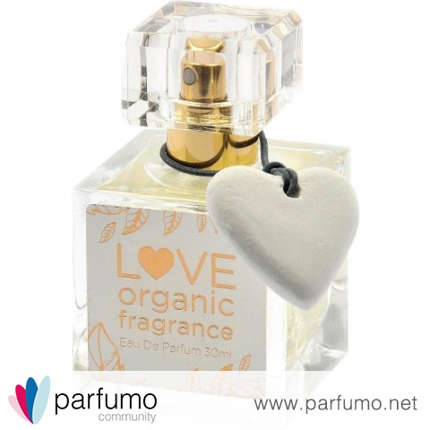 Love Organic Fragrance - Patchouli & Orange Blossom von Corin Craft