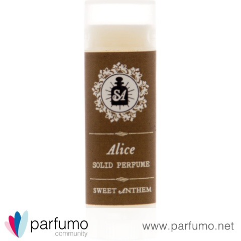 Alice (Solid Perfume) von Sweet Anthem