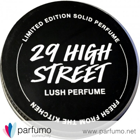 29 High Street (Solid Perfume) by Lush / Cosmetics To Go
