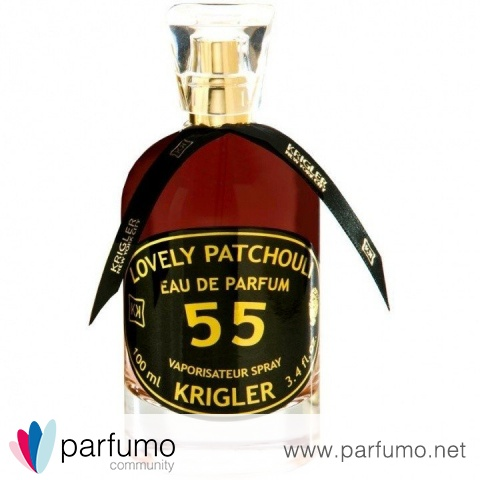 Lovely Patchouli 55 Classic by Krigler