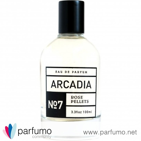 No̱7 - Rose Pellets by Arcadia