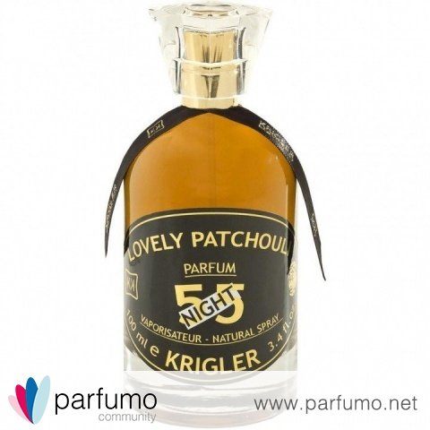 Krigler - Lovely Patchouli 55 Night   Reviews and Rating