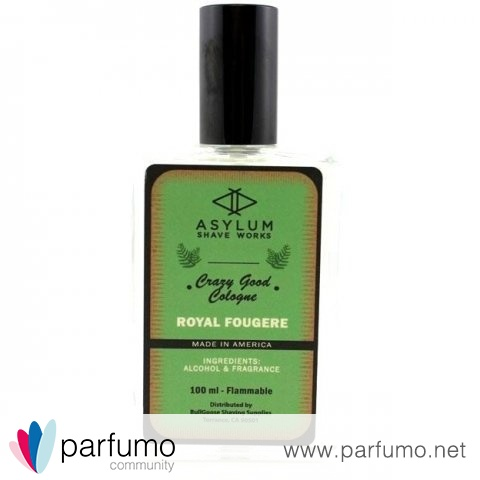 Royal Fougere (Cologne) by Asylum Shave Works
