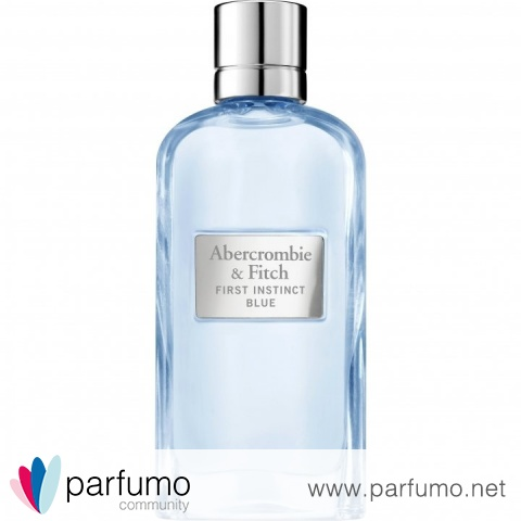 First Instinct Blue Woman by Abercrombie & Fitch