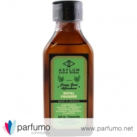 Royal Fougere (Aftershave) by Asylum Shave Works