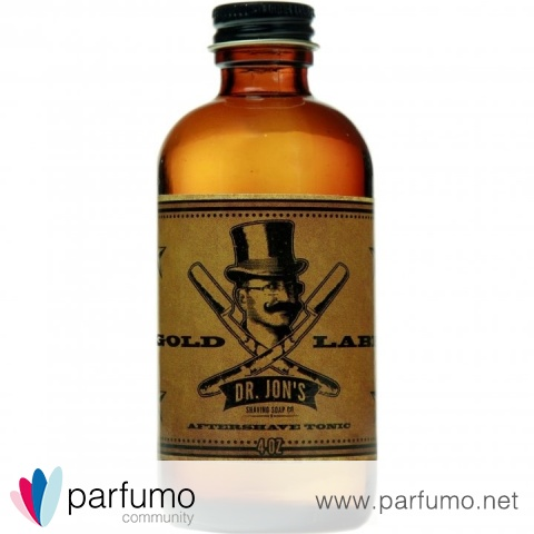 Gold Label Aftershave Tonic von Dr. Jon's