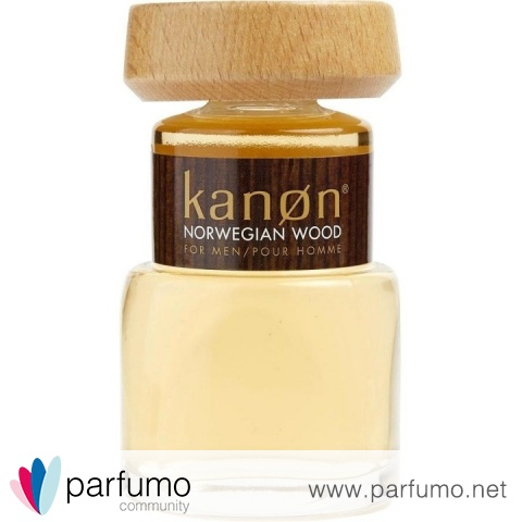 Norwegian Wood (After Shave) by Kanøn