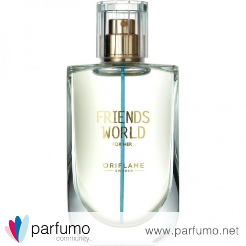 Friends World for Her by Oriflame