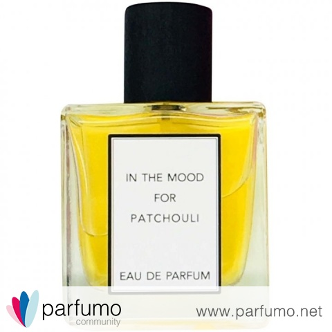 In the Mood for Patchouli by Parfum & Projet