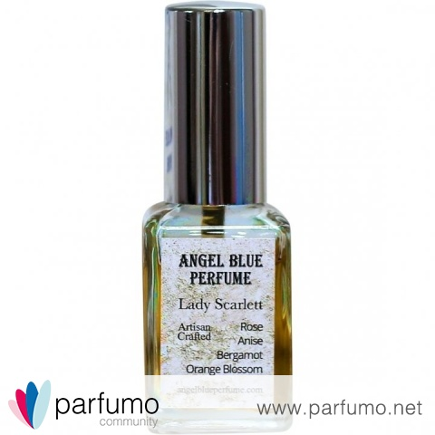 Lady Scarlett von Angel Blue Perfume