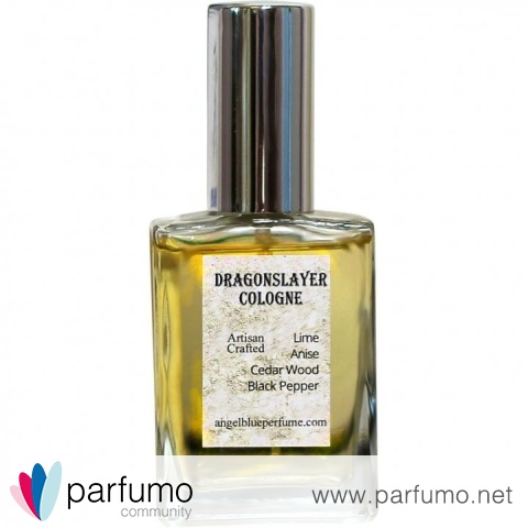 Dragonslayer Cologne by Angel Blue Perfume