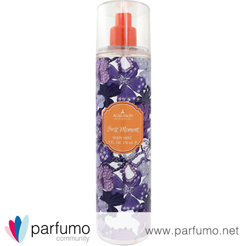 First Moment (Body Mist) by Aubusson