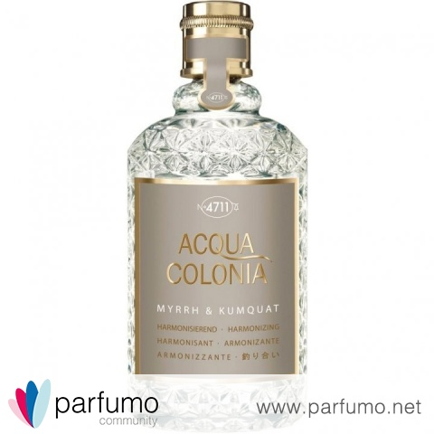 Acqua Colonia Myrrh & Kumquat by 4711
