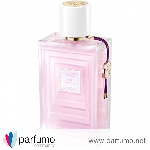 Les Compositions Parfumées - Pink Paradise by Lalique
