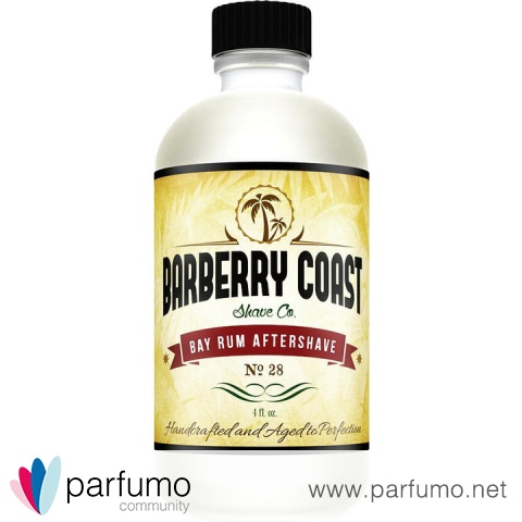 Bay Rum Nº 28 (Aftershave) von Barberry Coast Shave Co.