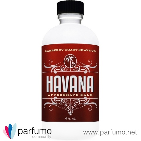 Havana (Aftershave) by Barberry Coast Shave Co.