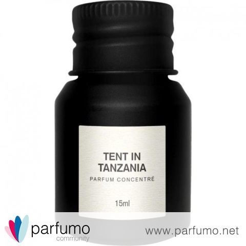 Tent in Tanzania (Parfum Concentré) by Avestan