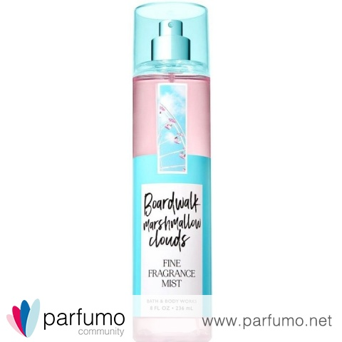 Boardwalk Marshmallow Clouds von Bath & Body Works