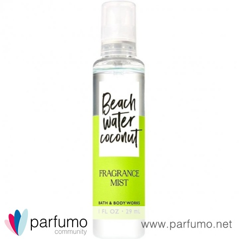 Beach Water Coconut von Bath & Body Works