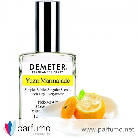 Yuzu Marmalade by Demeter Fragrance Library / The Library Of Fragrance