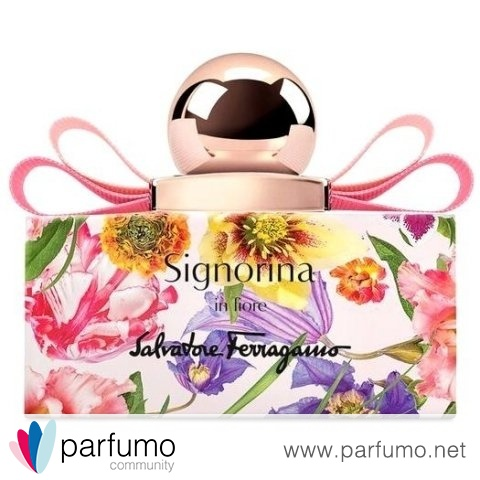 Signorina In Fiore Fashion Edition by Salvatore Ferragamo