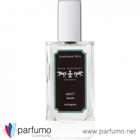 Minty Man (Cologne) by Dame Perfumery Scottsdale