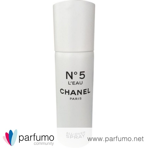 N°5 L'Eau (All-Over Spray)