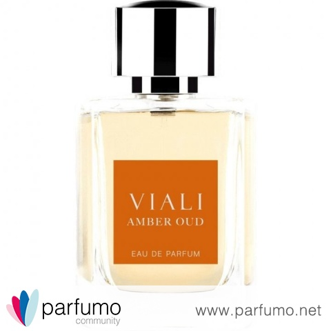 Amber Oud by Viali