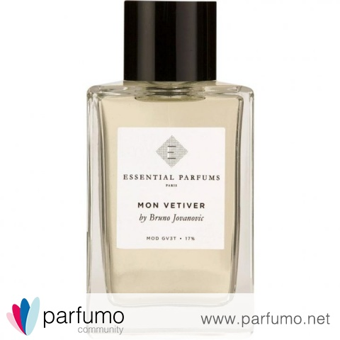 Mon Vetiver by Essential Parfums