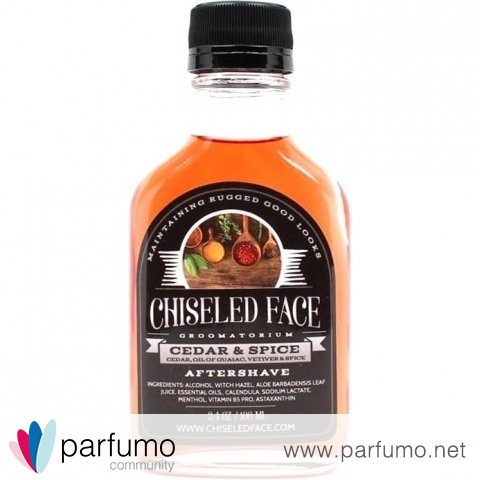 Ceder and Spice von Chiseled Face