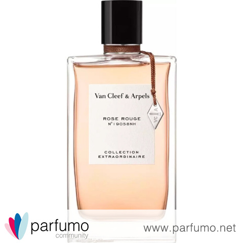 Collection Extraordinaire - Rose Rouge by Van Cleef & Arpels