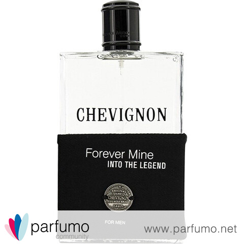 Forever Mine - Into The Legend for Men (After Shave) von Chevignon