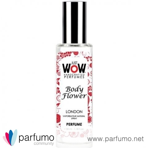 Just Wow - Body Flower von Croatian Perfume House