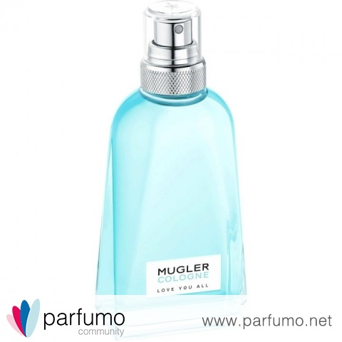 Mugler Cologne - Love You All
