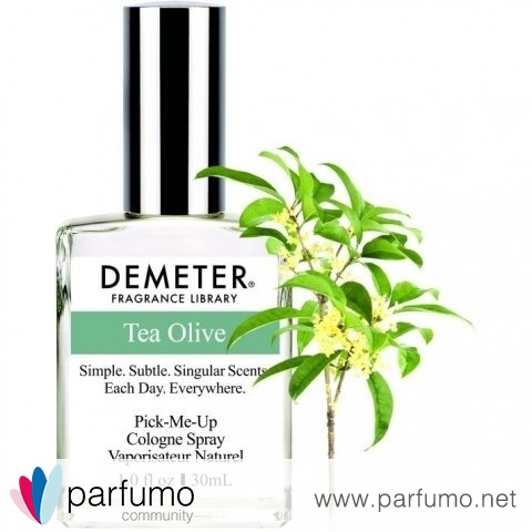 Tea Olive by Demeter Fragrance Library / The Library Of Fragrance