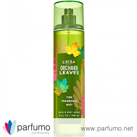 Crisp Orchard Leaves by Bath & Body Works