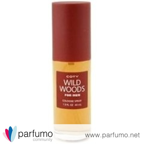 Wild Woods for Men by Coty